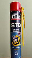 Пена монтажная Tytan ERGO трубочная зимняя
