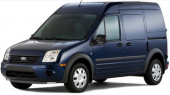 Коврики на Ford Connect (2001-2013)