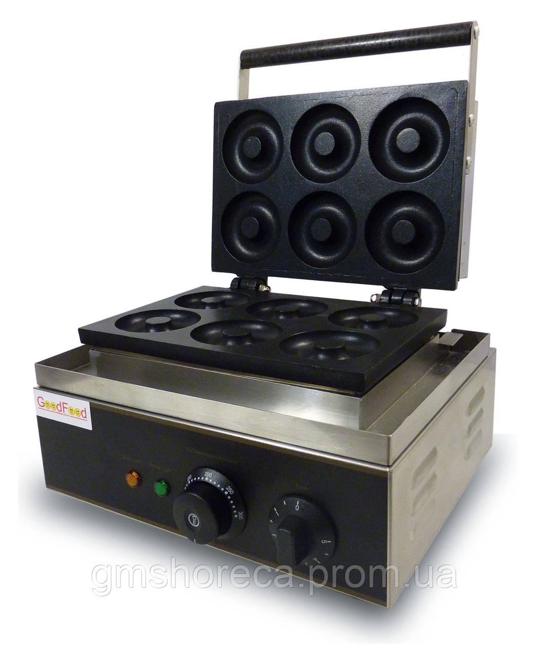 Аппарат пончиковый для донатсов GoodFood  DM6