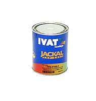 Ivat  акриловая эмаль алюминий для дисков  1,0л