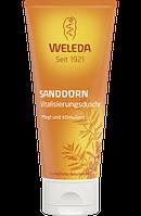 Weleda Cremedusche Sanddorn - гель для душа с облепихой 200 мл