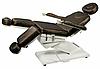 Педикюрно -косметологическое кресло премиум класса 3-мя электроматорами ZD-848-3А , фото 4