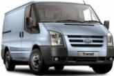 Коврики на Ford Transit (2000-2013)
