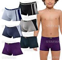 Детские трусы боксеры Veenice D021 6-9 M. В упаковке 6 штук