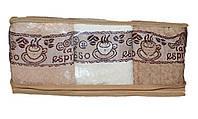"""Подарочный набор из 6-ти махровых кухонных полотенец """" кофе-сумка"""" №К-7"""