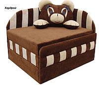 Диван детский Панда мех., выкатной без подушки, ткань Кордрой