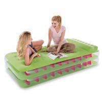 Велюр кровать Intex 67716