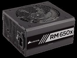 Блоки питания для компьютеров Corsair RM650x (CP-9020091)