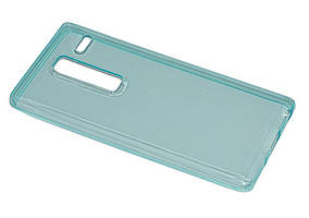 Силиконовый чехол Ultra-thin на LG Class H650E Turquoise