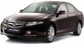 Коврики на Honda Accord (2003-2008)