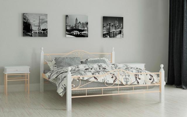 Металлические кровати Madera Украина