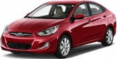 Коврики на Hyundai Accent (c 2010---)