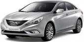Коврики на Hyundai Sonata (c 2011---)