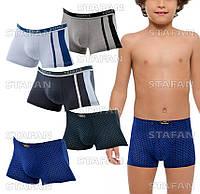 Детские трусы боксеры Veenice D031 9-12 L. В упаковке 6 штук