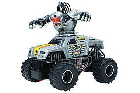Hot Wheels Джип-внедорожник 1:24 на р/у Monster Jam New Bright R/C F/F Monster Jam Bursts Max-D 1:24 Scale