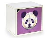 Тумба детская Halmar Aero Panda с рисунком панды
