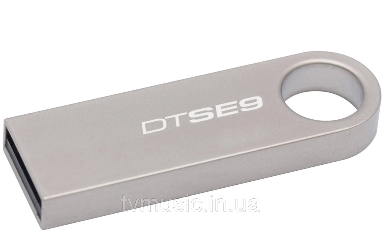 USB флешка Kingston DT SE9 16GB Metal (DTSE9H/16GB)