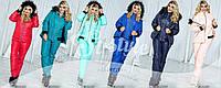 Лыжный костюм тройка, размер 48,50,52 код 455Р