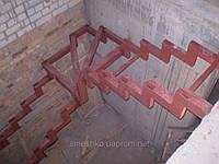 Изготовление лестниц металлических наружных