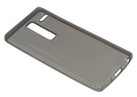 Силиконовый чехол Ultra-thin на LG Class H650E Clean Grid Black