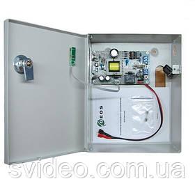 ББП-1245-А, блок бесперебойного питания 12В 3А под аккумуляторную батарею 12В 7А/ч