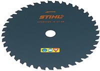 Режущее полотно STIHL  для травы 40-лепестковое (подходит для FS 260 - 560)
