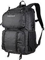 Рюкзак из полиэстера на 31 л. Marmot Railtown MRT 23990.001 black, черный