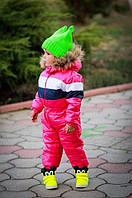 Детский сдельный комбинезон