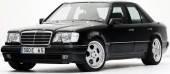 Коврики на Mercedes 124 (1984-1996)