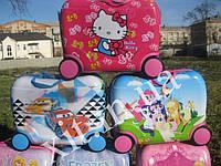 Детские чемодан - каталка, аналог Trunki!