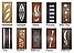 Дверь межкомнатная остекленная Корона серия Вип, фото 2