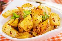 Картофельные дольки с/м