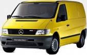Коврики на Mercedes Vito 638 (1996-2003)