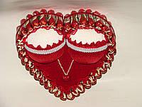 """Сердце из конфет""""Для тебя"""""""