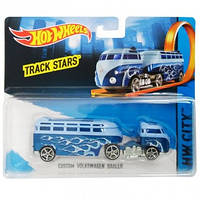 Грузовик-трейлер Hot Wheels Custom Volkswagen Hauler BFM60