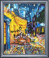 Набор для вышивания бисером Ночное кафе БФ 353