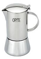 Гейзерная кофеварка GIPFEL 7118