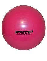 "Мяч для фитнеса ""GIM BALL"" розовый 50 см (700г)"