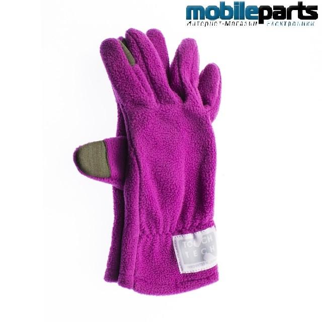 Перчатки для сенсорных экранов JANE DEPARTMENT SS (Размер M) (Розовый)