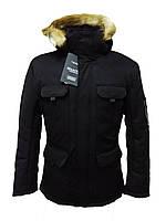 Парка (куртка) зимняя мужская Sea&City