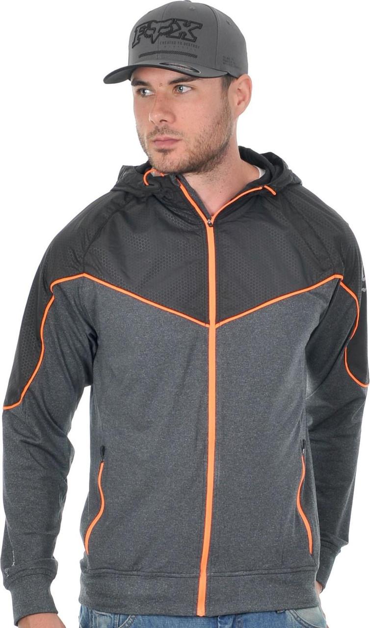 Куртка FOX ELIMINATION JACKET [CHAR HTR], M
