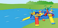 Игровой набор Трек Водный мир Wader 51974