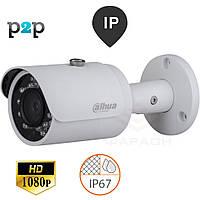 Наружная IP камера Dahua DH-IPC-HFW1120S-grey