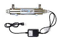 Ультрафиолетовая лампа для воды Wonder Light 15W