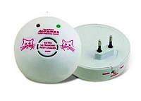 Звуковой отпугиватель мышей, крыс  AO-201, площадь 30-50 кв.м, питание 220 В, размер 100х100х70 мм