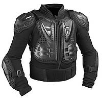 Детская мотозащита тела FOX Youth Titan Sport Jacket черная