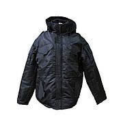 """Куртка тактическая утепленная мод. """"Stratagem-М2"""" (черная)"""