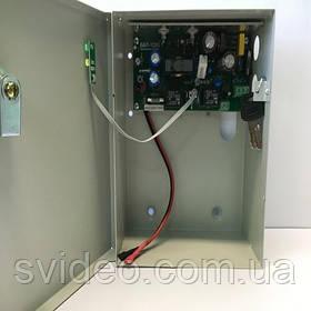 ББП-1260-А, блок бесперебойного питания 12В 5А под аккумуляторную батарею 12В 7А/ч