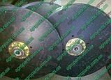 Чистик 107-113D дисков сошника металлический SCRAPER 107-075D з.ч. GP 107-113d, фото 3