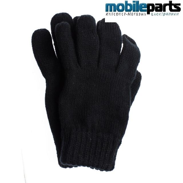 Перчатки для сенсорных экранов TOUCHER SJK (Черный)